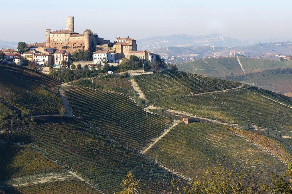 Castiglione Falletto castle - Langhe Roero Monferrato