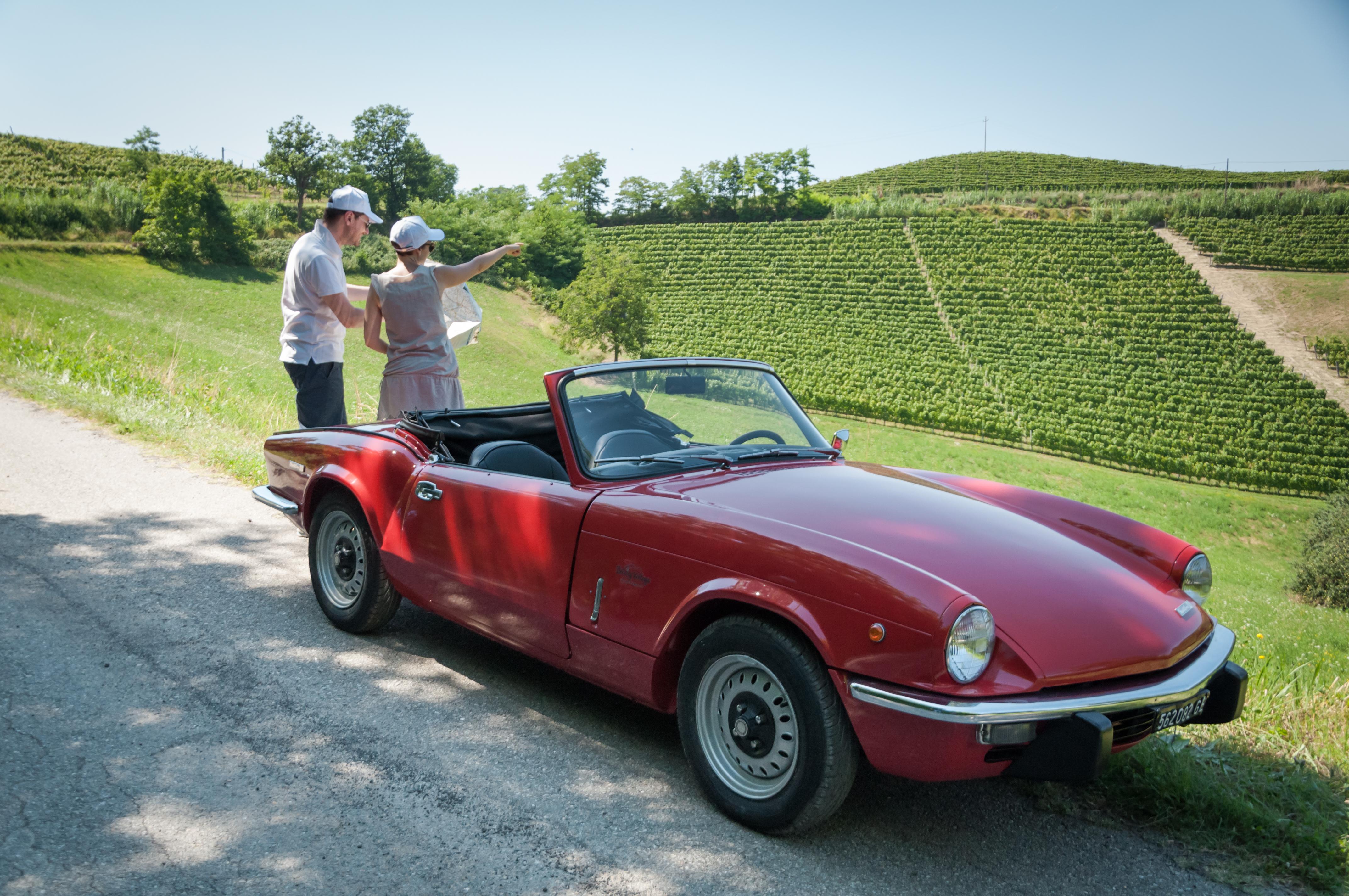 Il fascino delle auto sportive Made in Italy