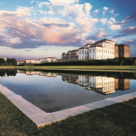 ROYAL RESIDENCES UNESCO IN TURIN
