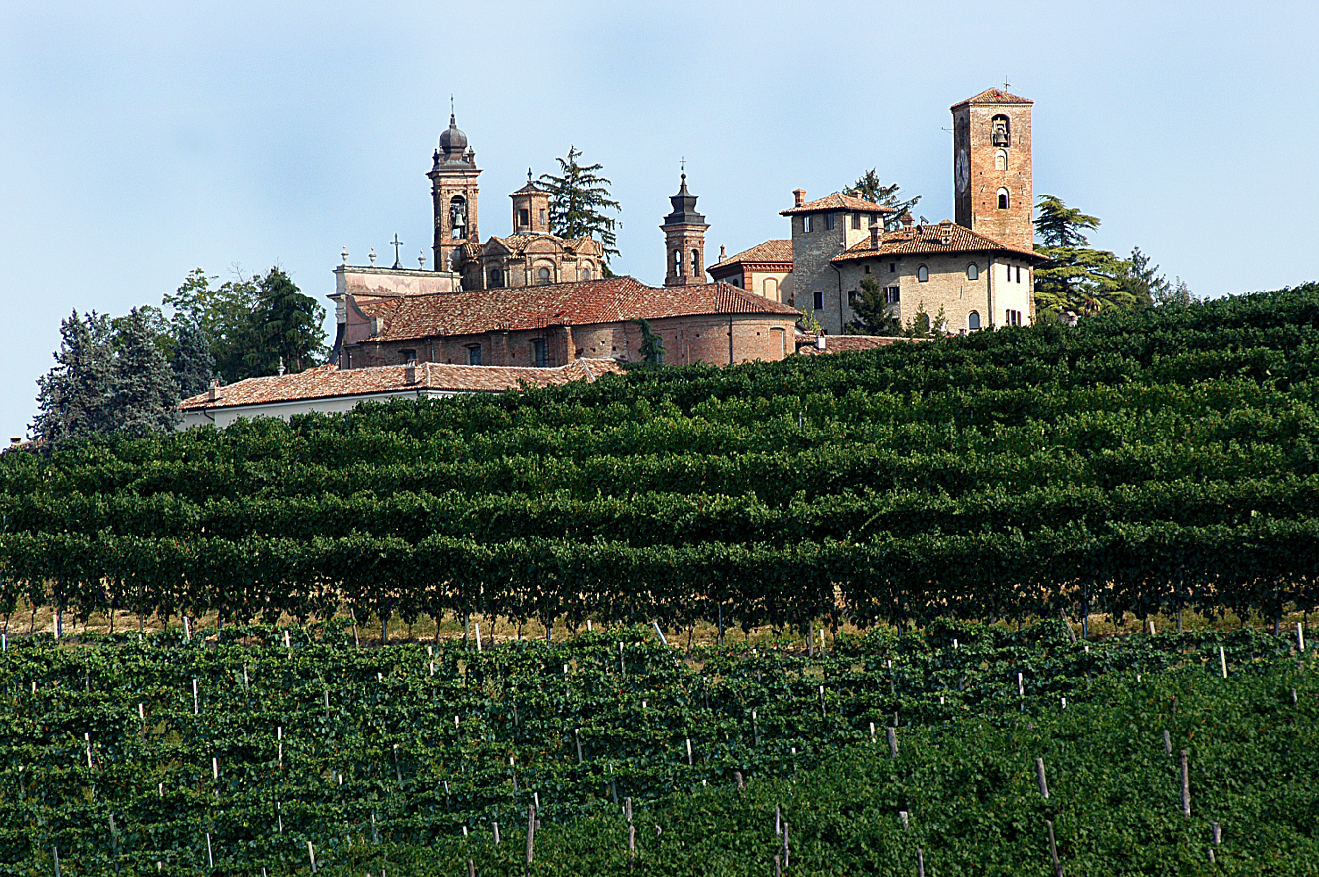 village of Neive - Langhe