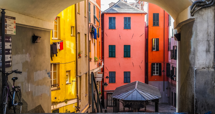 Caruggi of Genoa - Elite Luxury Tours