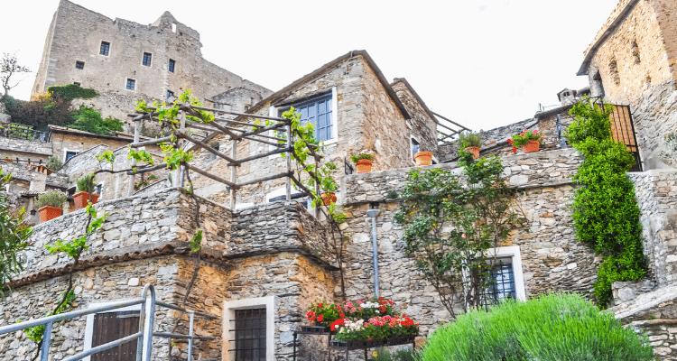 Ligurian village - Elite Luxury Tours