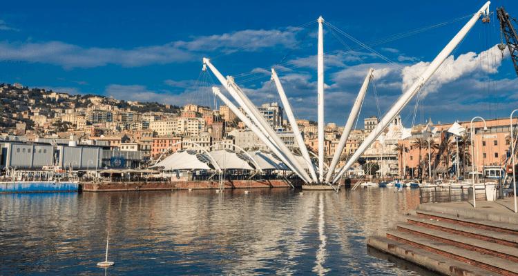 Port of genoa - Elite Luxury Tours