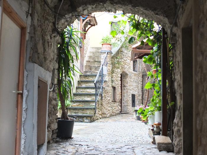 Seborga village