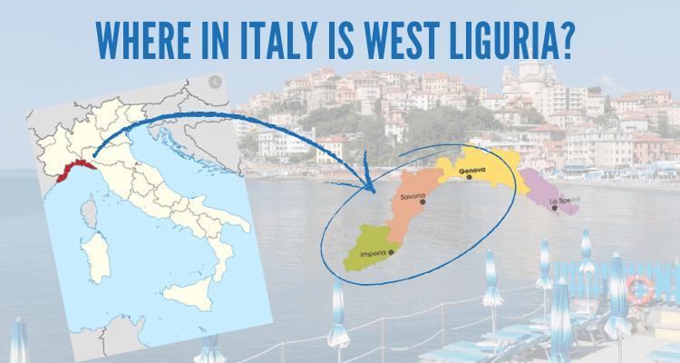 Where in Italy is WEST Liguria? - Elite Luxury Tours