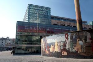 Galata maritime museums Genoa
