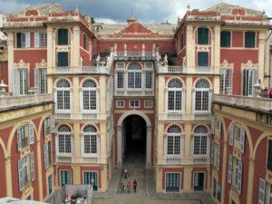 Royal Palace Museum Genoa Italy