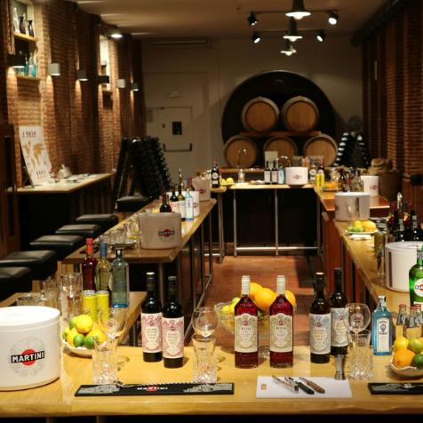 casa martini experience - mixology
